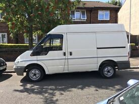 Ford transit not iveco or bmw