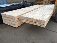 New Timber Delivered - 3x2, 4x2, 6x2, 6x3 etc