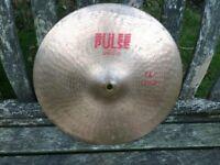 "Wokingham Drum Sales - Pulse 14"" Crash Cymbal"