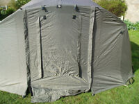 J.R.C 10,000 Fishing bivvy £80.00
