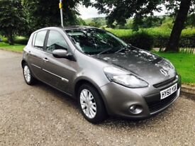 2010 60 plate Renault Clio 1.5 dci newshape only £1995