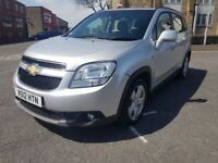 2012 Chevrolet Orlando 7 seats in immaculate condition