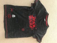 Star wars sequin flip T shirt