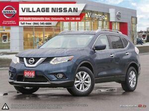 2016 Nissan Rogue SV NO ACCIDENTS!
