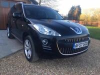 Peugeot 4007 2.2 hdi GT 4x4 -7 SEATER