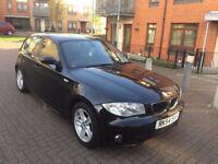 BMW 1 Series 1.6 116i Sport 5dr HPI CLEAR BLACK