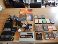 Vintage ZX Spectrum ZX81 Bundle - Vintage Gaming Console bundle