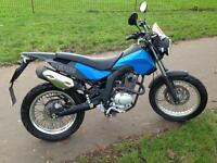Derbi Crosscity 125cc
