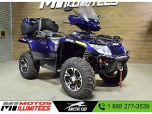 2014 Arctic Cat TRV 700 Limited EPS