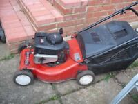 Lawn King Petrol Mower (full working order)