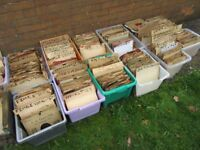 Large Collection / Job lot of Vintage 78s / 78 rpm Records 1920s 30s 40s 50s + Sheet music