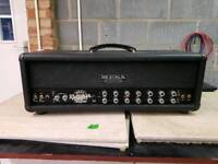 Mesa boogie dual rectifier guitar amp