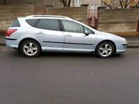 Peugeot 407 (2006) Estate * Diesel* 12 Months MOT