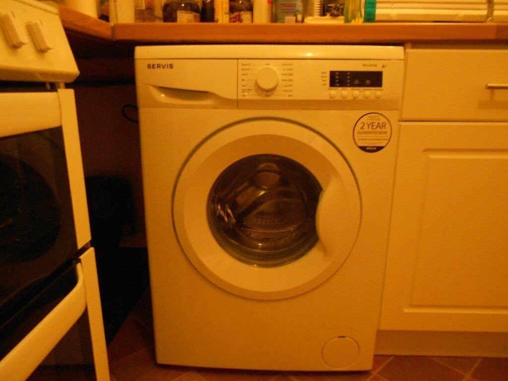Servis Washing Machine Workingin Derby, DerbyshireGumtree - Servis Model WP1249F2W washing machine. 1200 spin and 7 Kg load. Very good condition. Fully working. Noisy when spins. Three years old. £40 Text 07899 080 400. Derby Nr. Markeaton Park