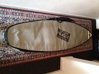 Surfboard bags custom made in NZ single and Double also 3/2wetsuit