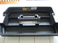 Screwfix large Stanley tool tray Length 59 x 37.5 x 11 cm STSTI – 72344 Made in Israel brand new.