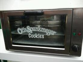 Commercial Electric Otis spunkmeyer Cookies dough fan oven.