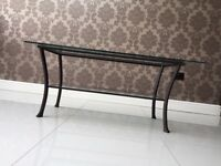 Marks & Spencer Cast Iron Coffee Table