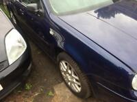 volkswagen golf 16 inch bbs alloys x 4