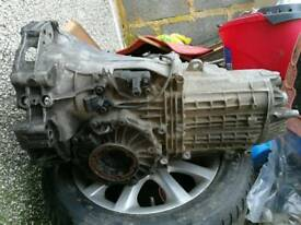 Vw passat/Audi a4 gearbox