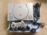 Original Playstation (PS1) Bundle With Box