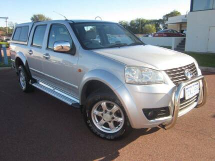 Great WAll Ute 4x2 2012 lmmaculate condition