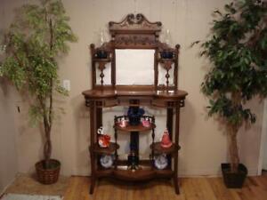 Antique Victorian Open Display