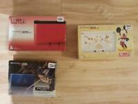 Special 3DS systems. Fire Emblem