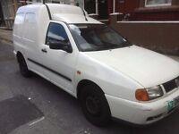 VW Caddy for sale, 9 months MOT.