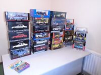 job lot of large toy collectable cars sunstar minichamps etc