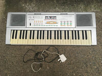 Vintage electric keyboard