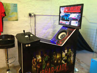 Arcade Machine (The Ultimate SHAR-KADE Cabinet) 17,000 Games
