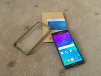 Samsung Galaxy Note 4 - Excellent Condition - Unlocked