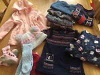 Baby Girls bundle 12-18months