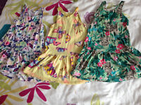 Girls Summer Dresses 2-4 yrs H&M