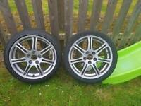 Honda Civic Type r Alloy Wheels