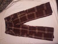 Bonfire snowboard pants salopettes excellent condition 15k waterproof 10k breathable snow ski skiing