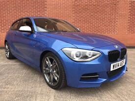 BMW 1 SERIES 3.0 M135i M Sports Hatchback 3dr Blue 2014