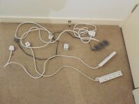 Extension Cables 3-Pin Plug