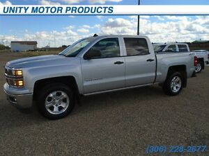 2014 Chevrolet Silverado 1500 2LT- Heated Seats! Rear Vision Cam
