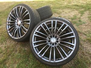 22 inch wheels St Marys Penrith Area Preview