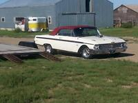 62 galaxie 500 sunliner convertible 468 bbf