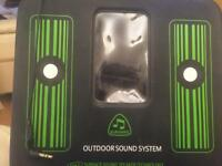 Euro hike outdoor sound system