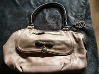 Nica Leather Handbag
