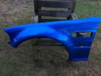 BMW M3 E46 N/S front wing