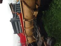 2 plows with attachment for sale.