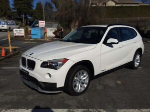 2015 BMW X1 Only 8,000KM Shows Like New!