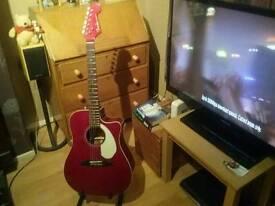 Fender Sonoran Electro/acoustic guitar