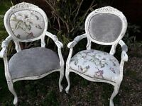 """ Louis Style Chairs"