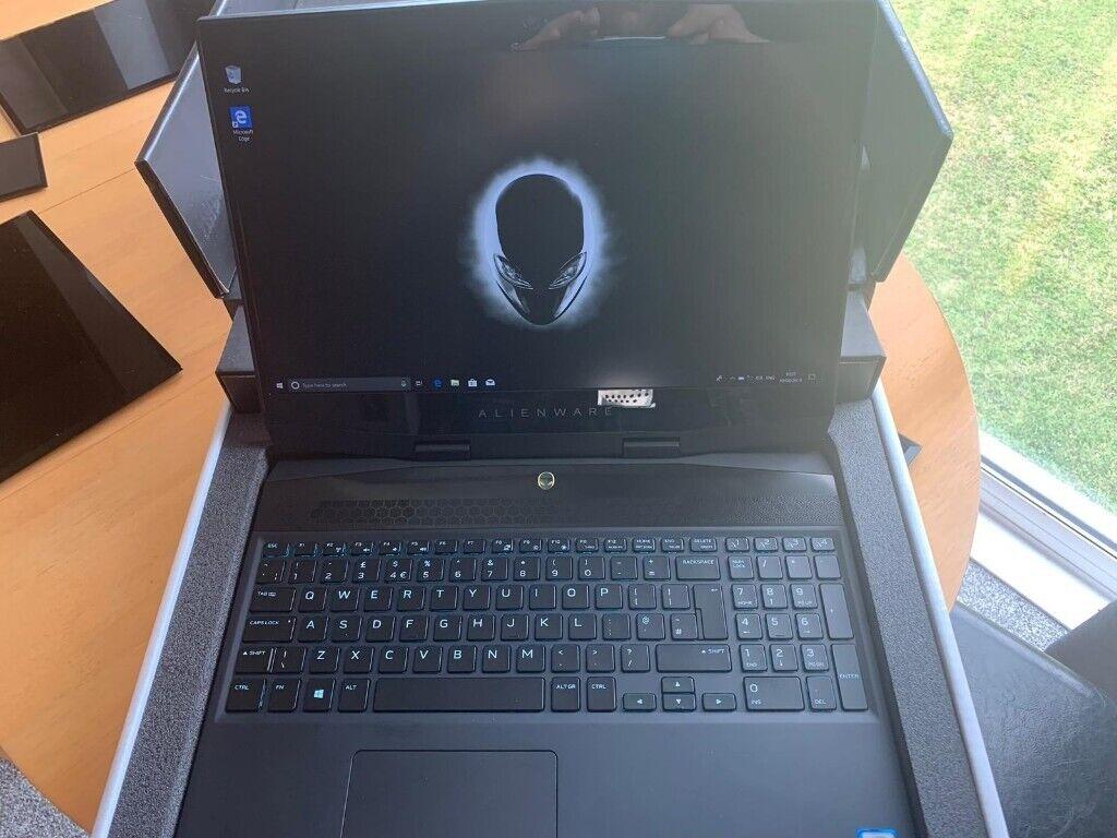 2019 Alienware M15 Gaming Laptop, i7-8750H 16GB 1TB +256GB SSD 6GB NVIDIA  1070 | in Ferring, West Sussex | Gumtree